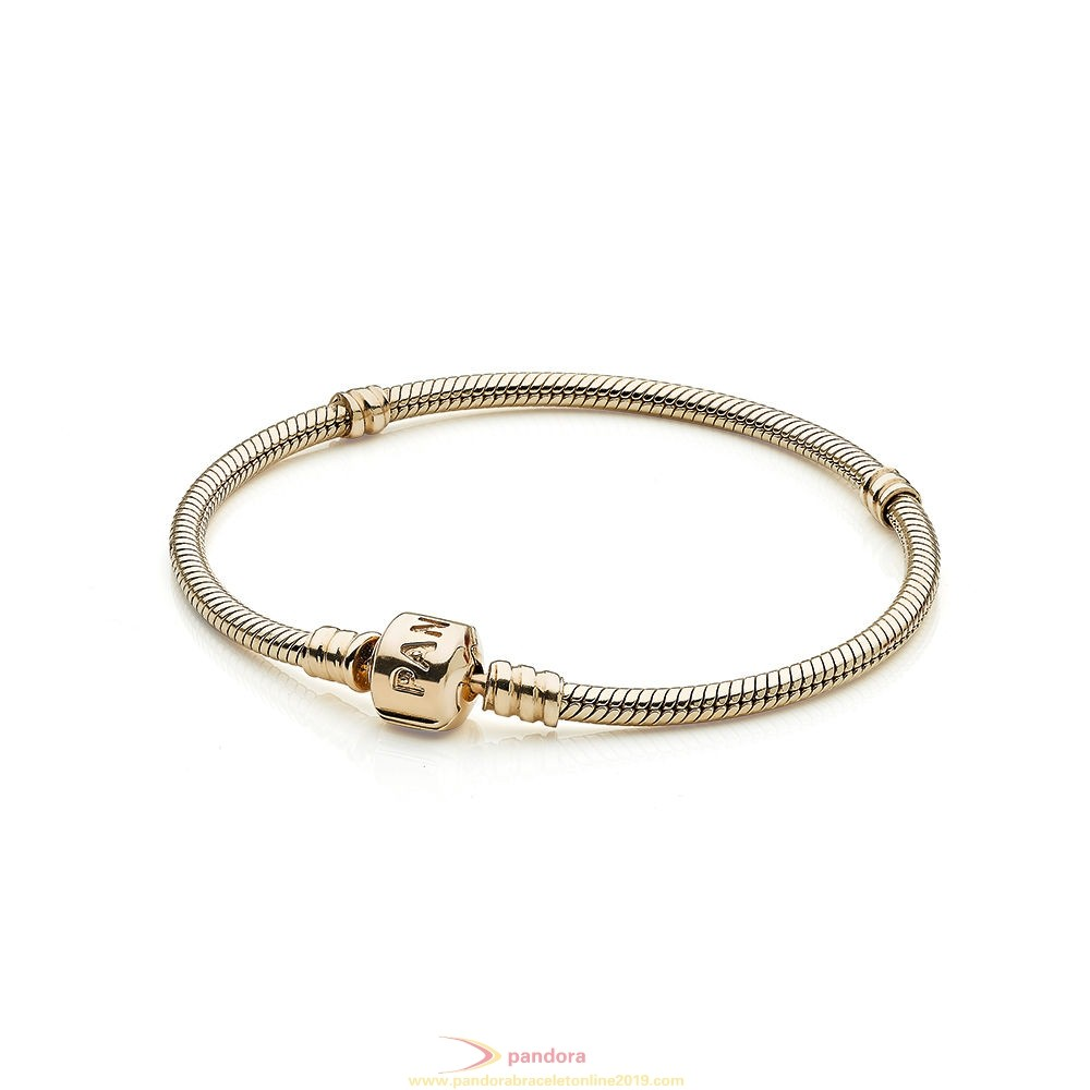 Find Pandora Jewelry Pandora Collections Moments Gold Clasp Bracelet