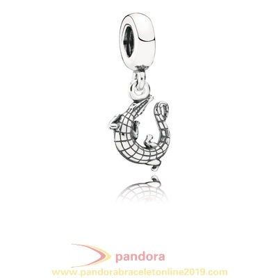 Find Pandora Jewelry Alligator Pendant Charm