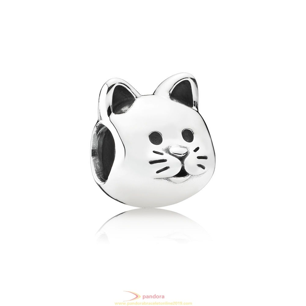 Find Pandora Jewelry Charm Chat Curieux