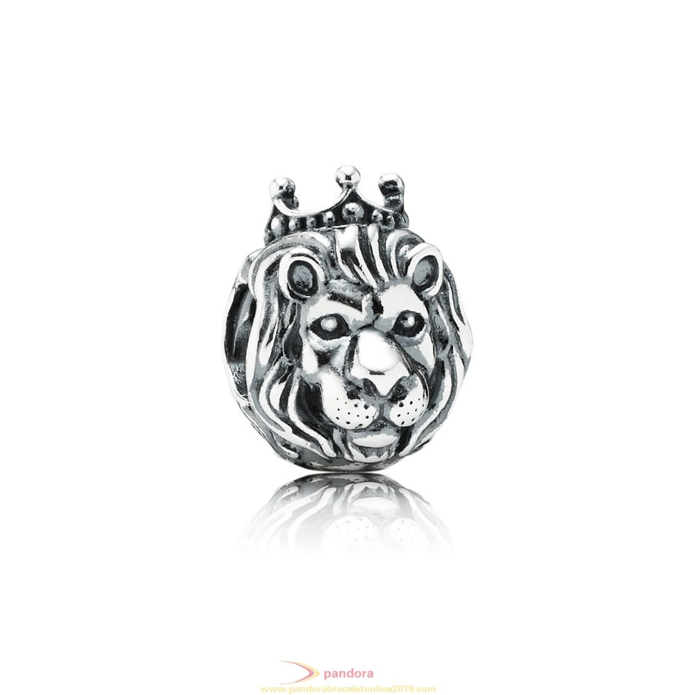Find Pandora Jewelry Charm Roi De La Jungle