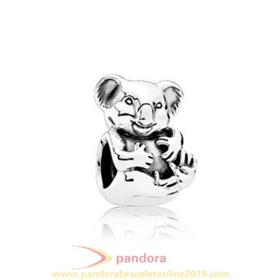 Find Pandora Jewelry Pandora Animals Pets Charms Cuddly Koala Charm
