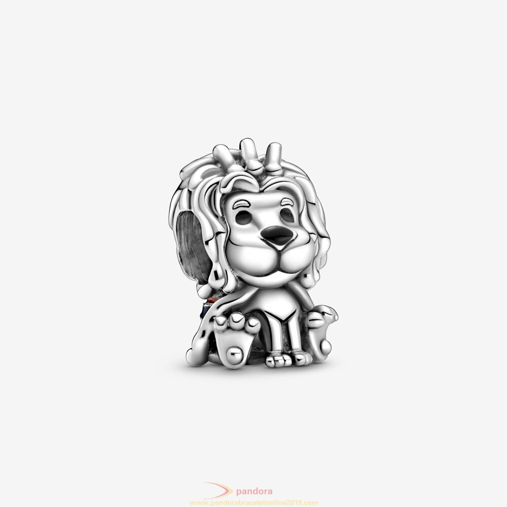 Find Pandora Jewelry Union Jack Lion Charm