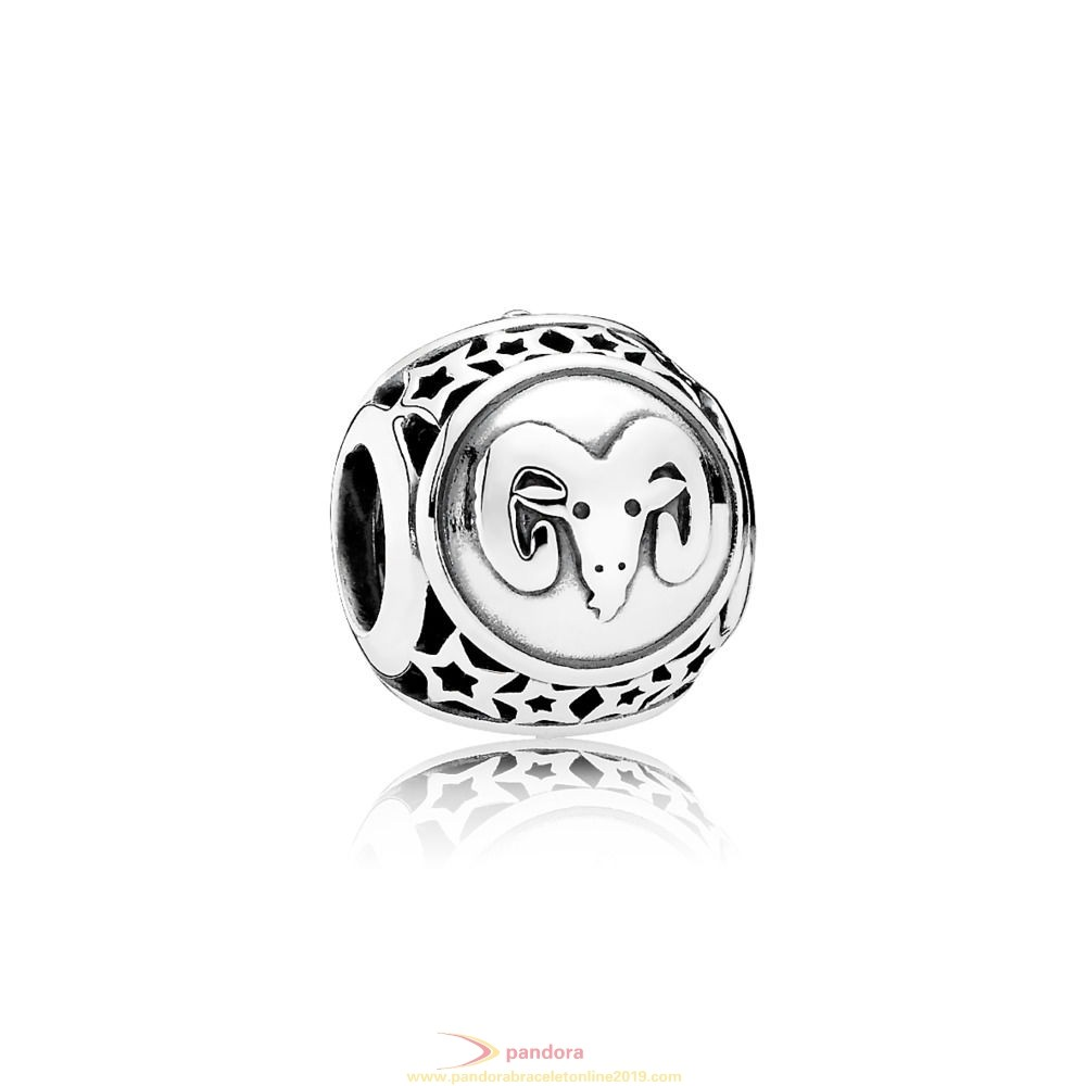 Find Pandora Jewelry Pandora Birthday Charms Aries Star Sign Charm