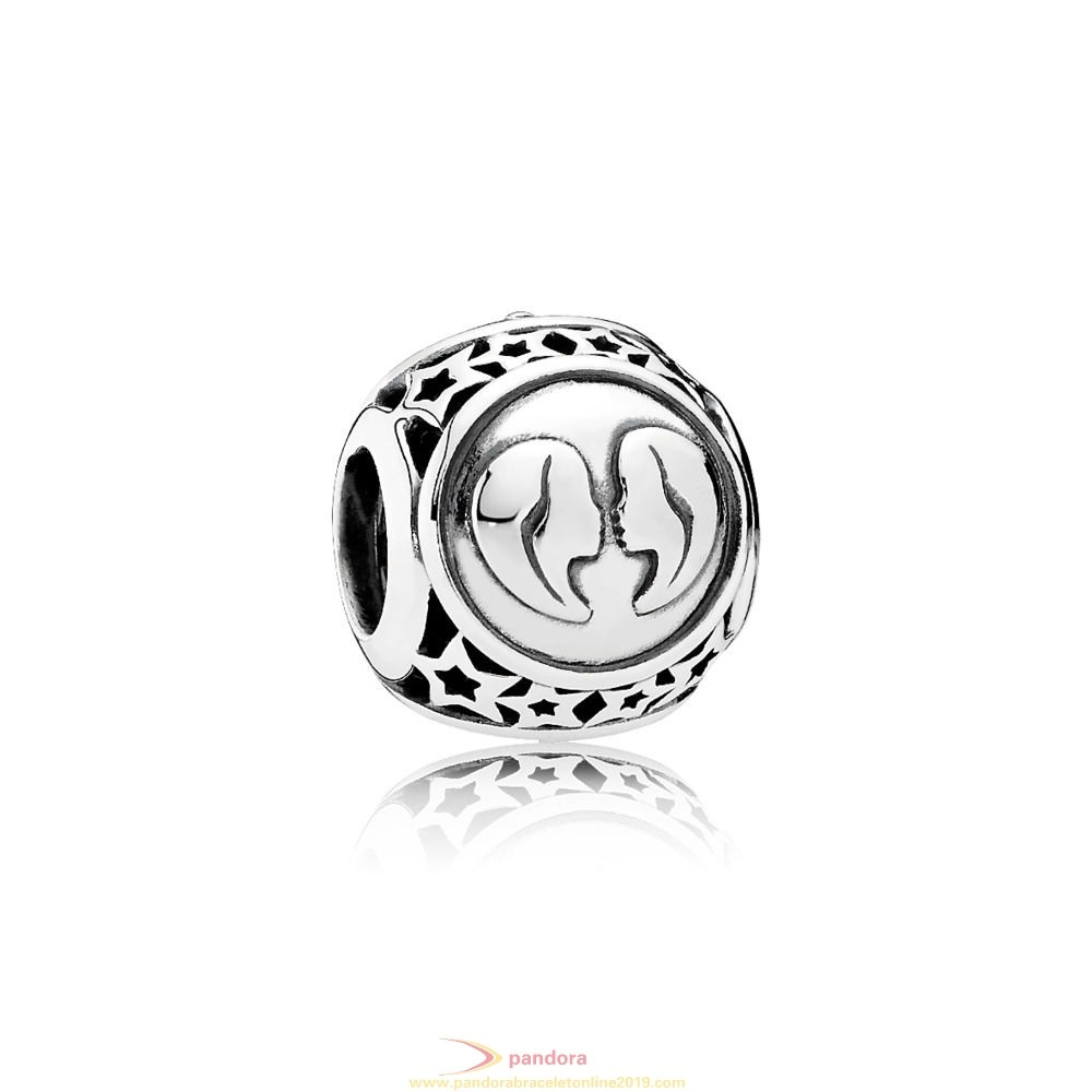 Find Pandora Jewelry Pandora Birthday Charms Gemini Star Sign Charm