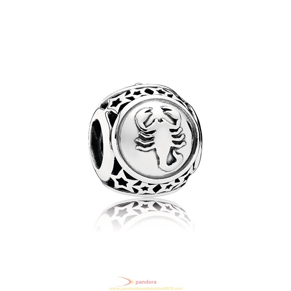 Find Pandora Jewelry Pandora Birthday Charms Scorpio Star Sign Charm