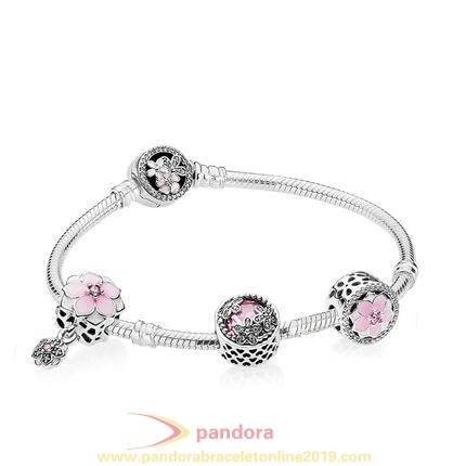 Find Pandora Jewelry Pandora Gifts Follow By Love 925 Silver Bracelets String Gift Sets