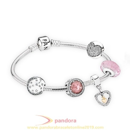 Find Pandora Jewelry Pandora Gifts Lfetime Love 925 Silver Ladies Bracelets String Gift Sets