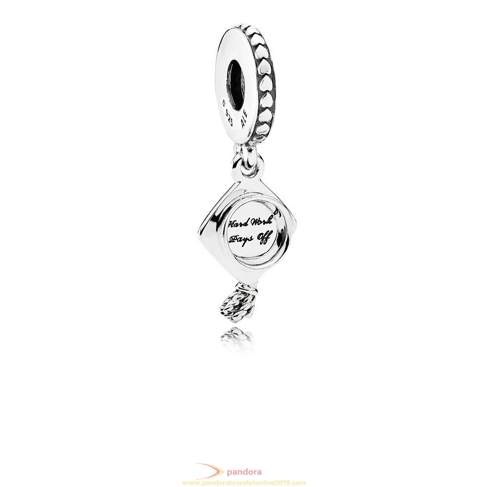 Find Pandora Jewelry Pandora Passions Charms Career Aspirations Graduation Pendant Charm