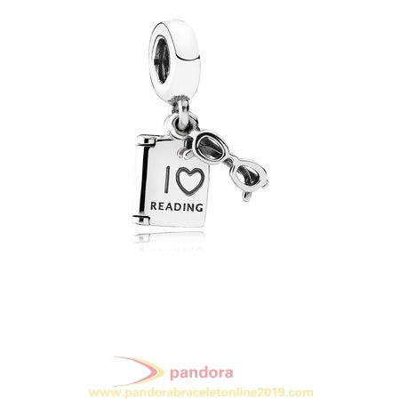 Find Pandora Jewelry Pandora Passions Charms Career Aspirations Love Reading Charm