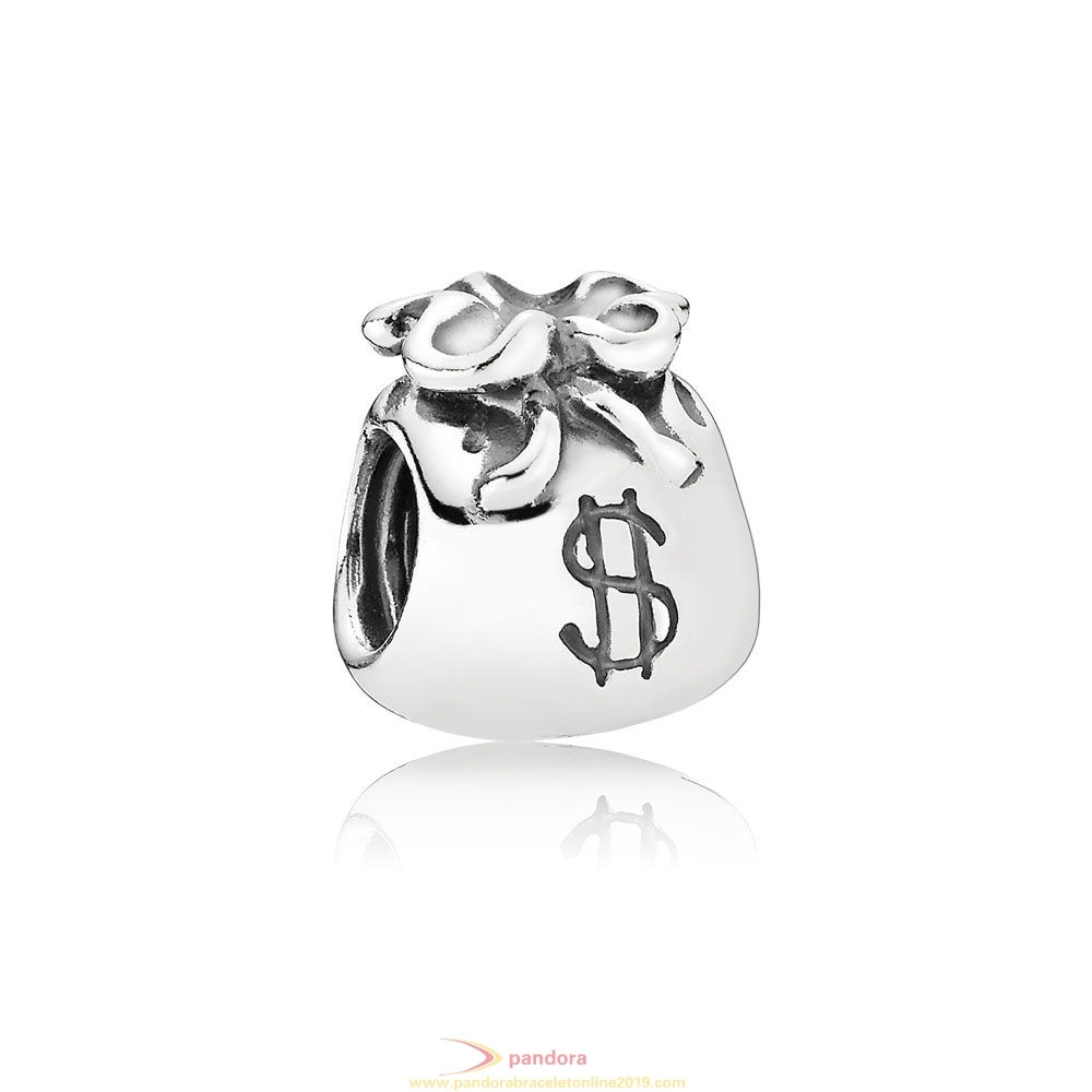Find Pandora Jewelry Pandora Passions Charms Career Aspirations Money Bags Charm
