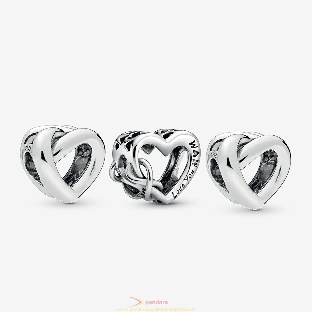 Find Pandora Jewelry Love You Mum Infinity Heart Charm Pack