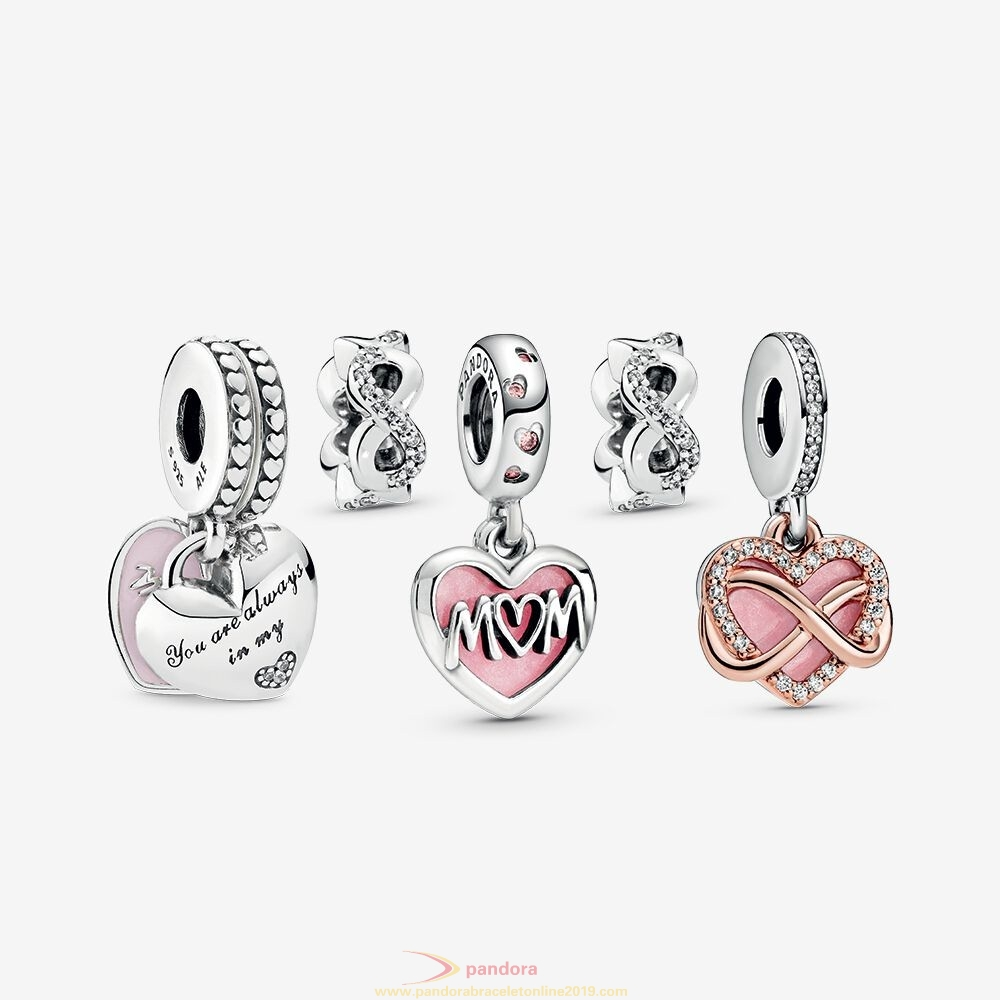 Find Pandora Jewelry Mother & Daughter Charm Pack