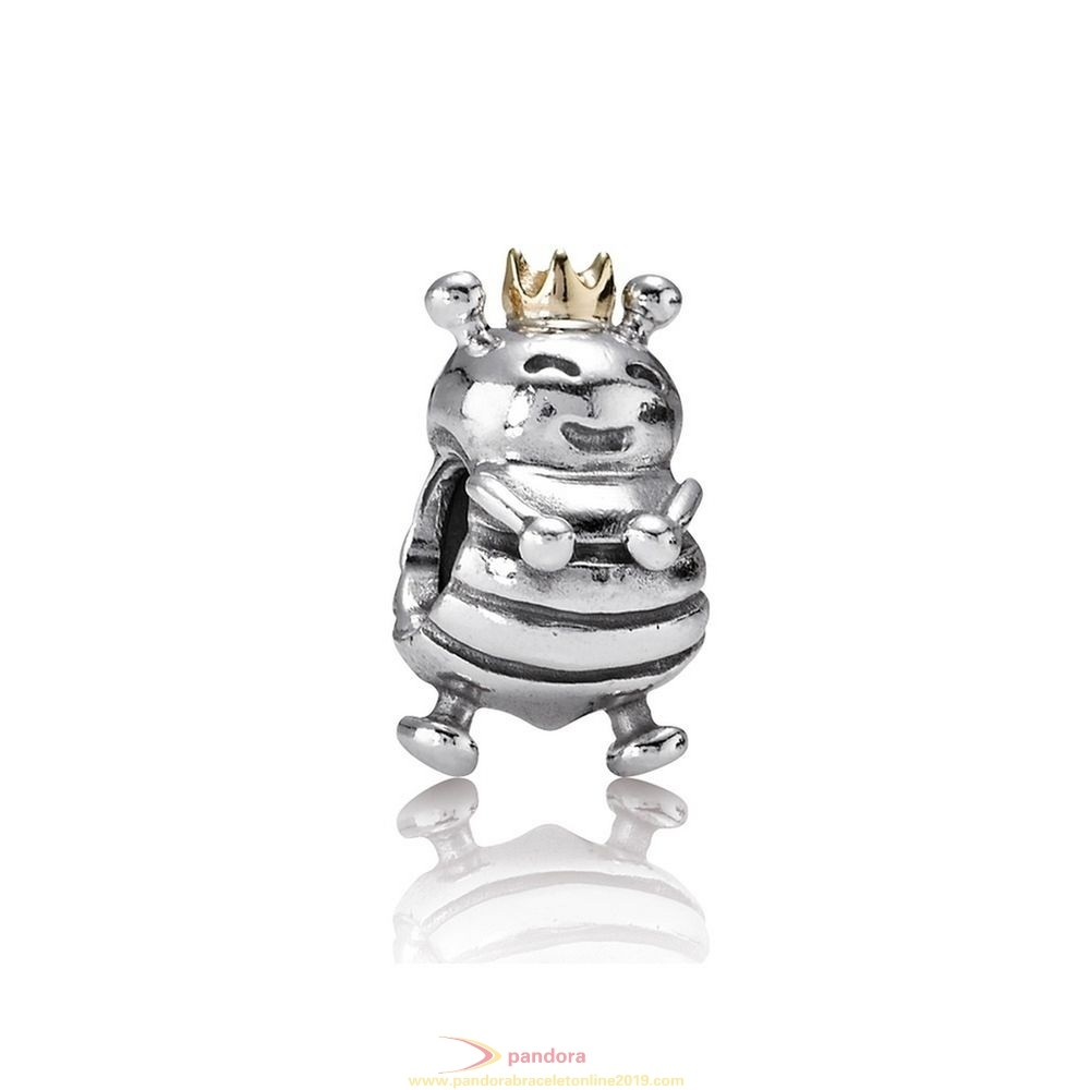 Find Pandora Jewelry Pandora Passions Charms Chic Glamour Queen Bee Charm