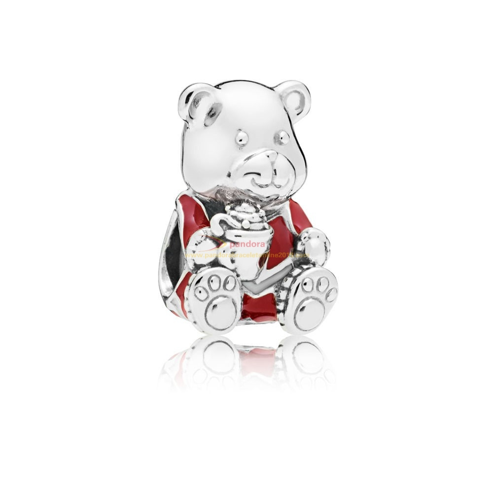 Find Pandora Jewelry Christmas Bear Charm