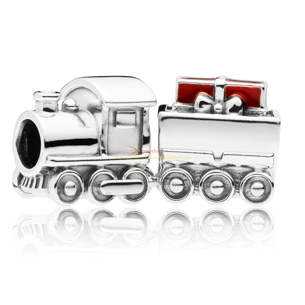 Find Pandora Jewelry Christmas Train Charm