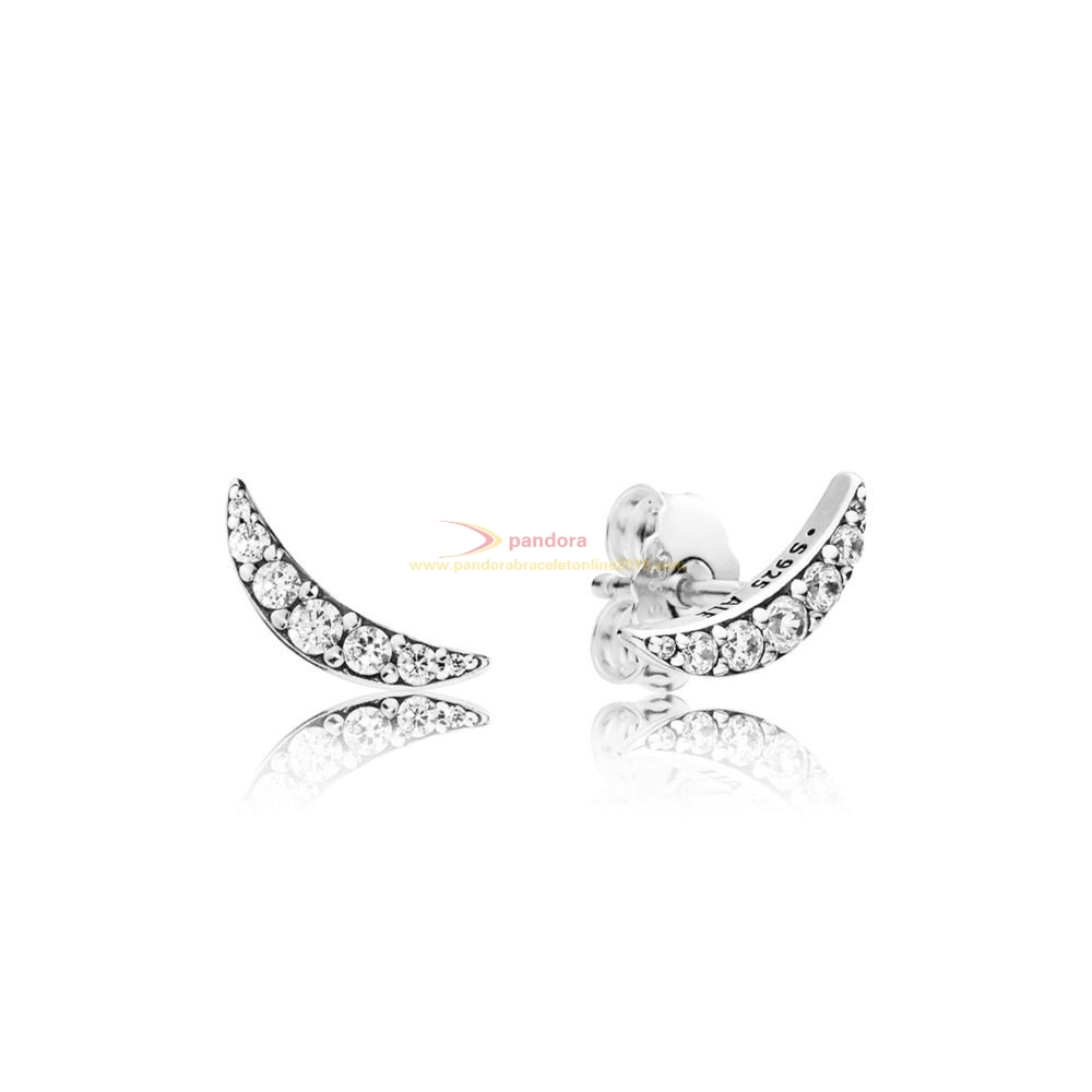 Find Pandora Jewelry Lunar Light Earring Studs
