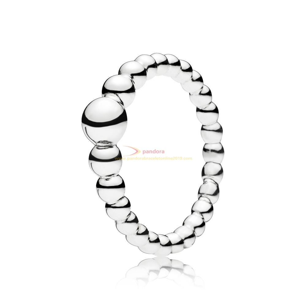 Find Pandora Jewelry Ring Of Pearls In Silver