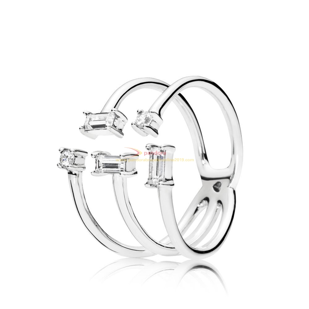 Find Pandora Jewelry Shards Of Sparkle Ring