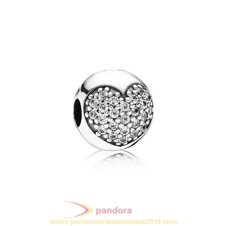 Find Pandora Jewelry Pandora Clips Charms Love Of My Life Clip Clear Cz