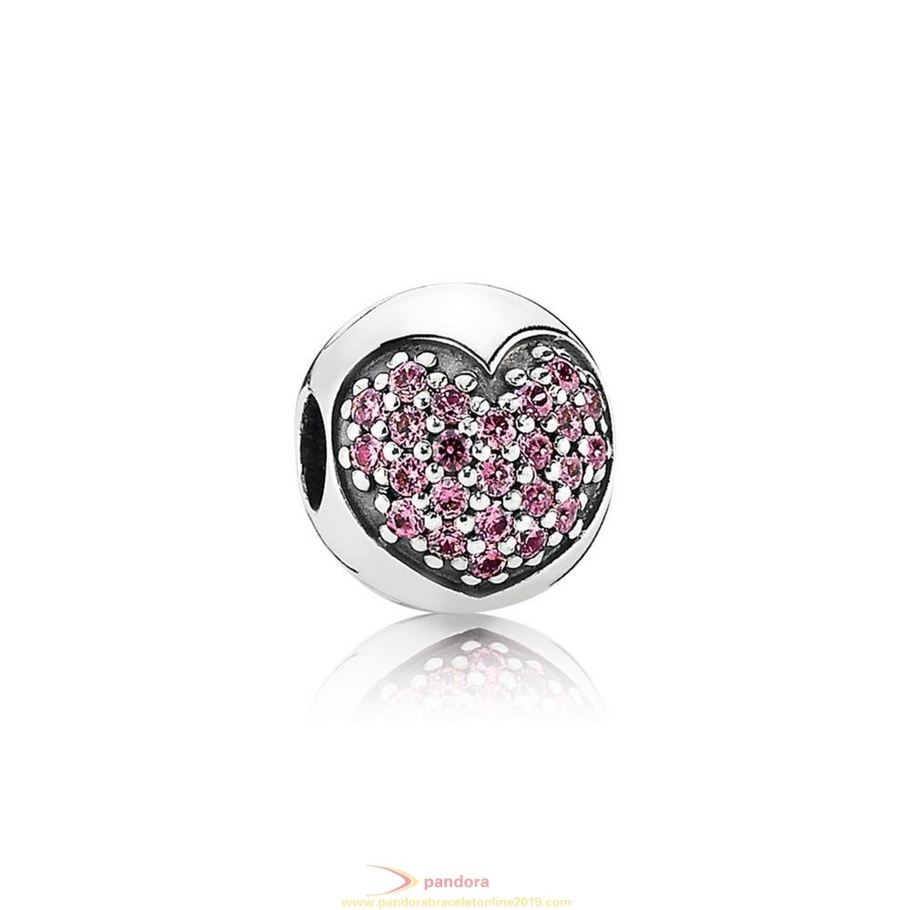 Find Pandora Jewelry Pandora Clips Charms Love Of My Life Clip Fancy Pink Cz
