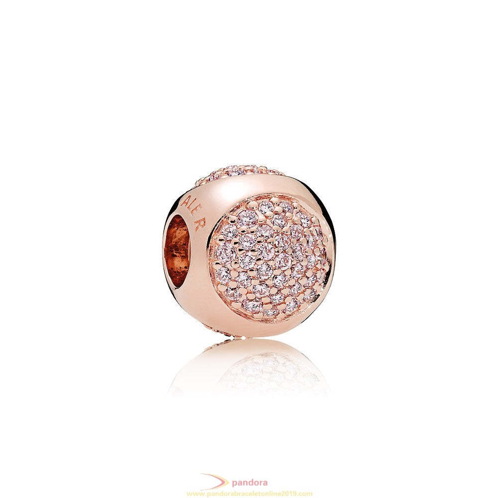 Find Pandora Jewelry Pandora Contemporary Charms Dazzling Droplet Charm Pandora Rose Pink Cz
