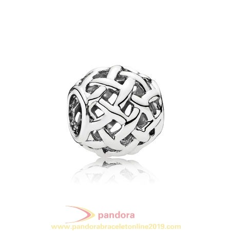 Find Pandora Jewelry Pandora Contemporary Charms Forever Entwined Charm