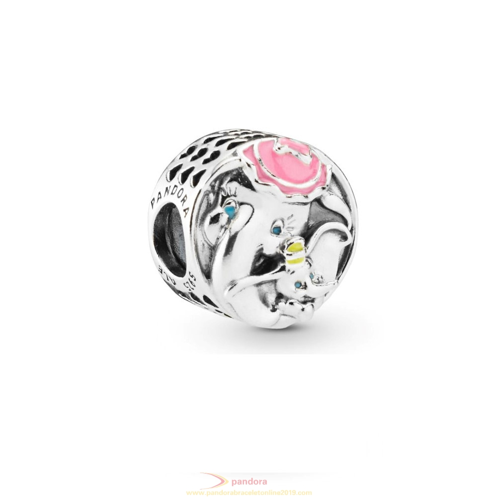 Find Pandora Jewelry Disney, Dumbo & Mrs. Jumbo Charm
