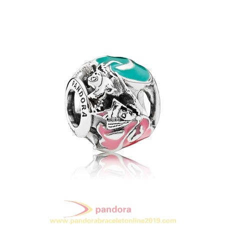 Find Pandora Jewelry Pandora Disney Charms Aurora'S Fairy Godmothers Charm Mixed Enamel