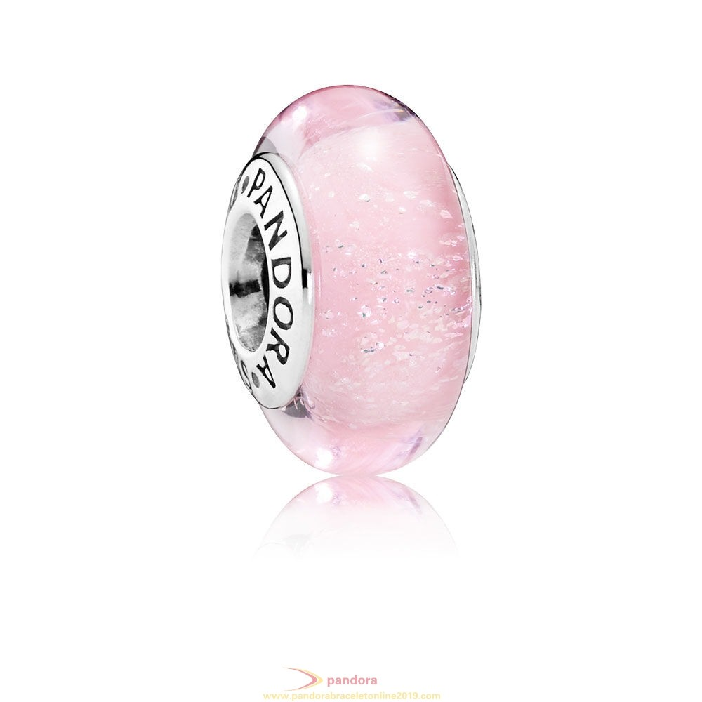 Find Pandora Jewelry Pandora Disney Charms Aurora'S Signature Color Charm Murano Glass