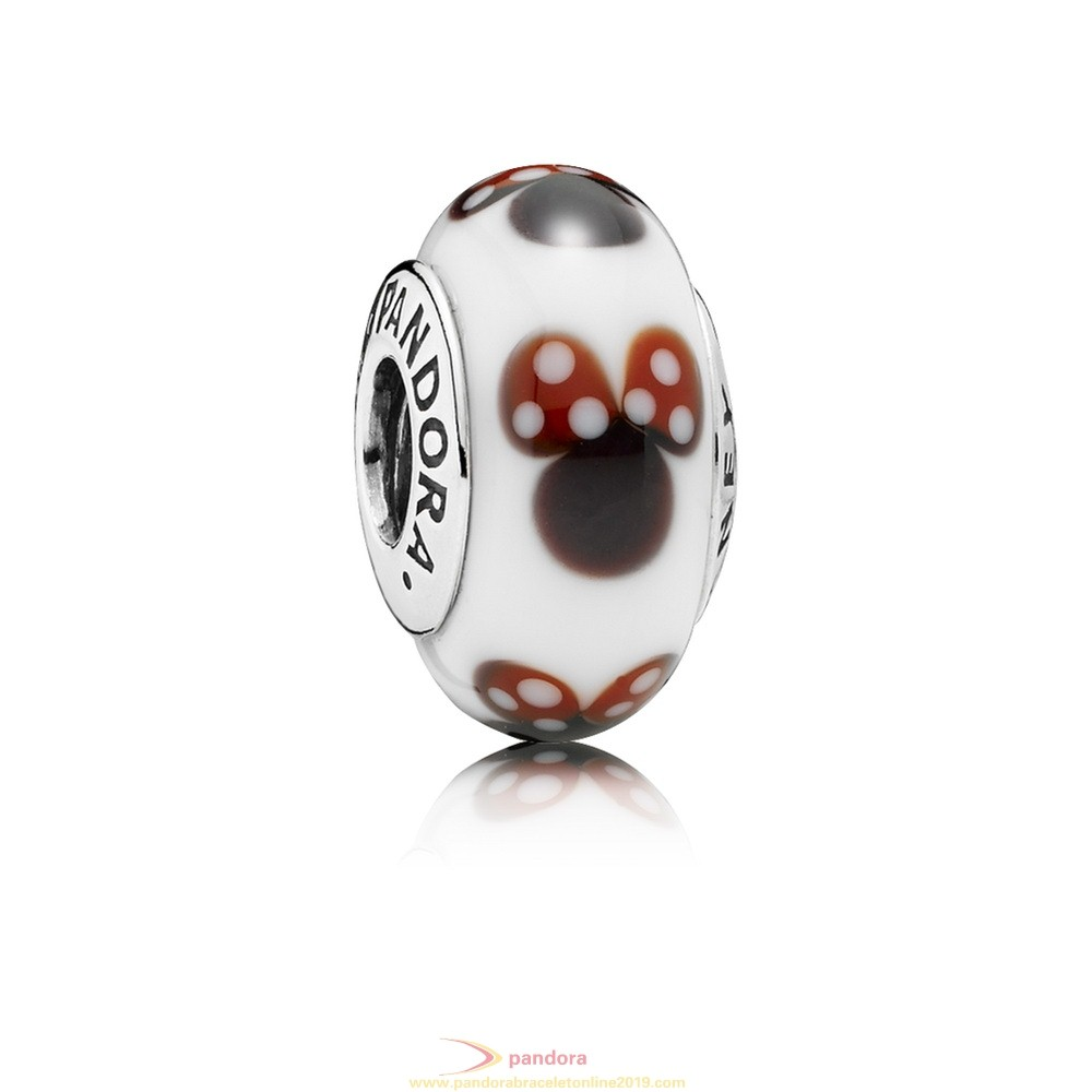 Find Pandora Jewelry Pandora Disney Charms Classic Disney Minnie Charm Murano Glass