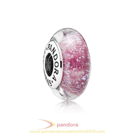 Find Pandora Jewelry Pandora Disney Charms Disney Anna'S Signature Color Charm Murano Glass
