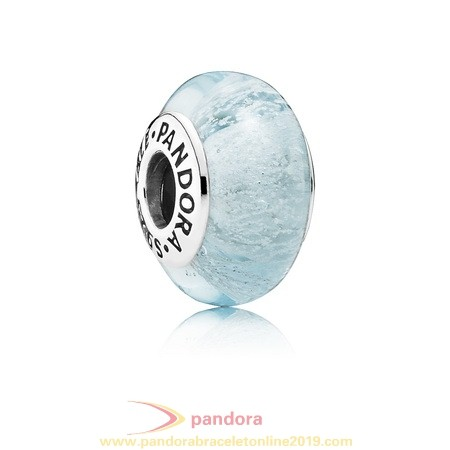 Find Pandora Jewelry Pandora Disney Charms Disney Elsa'S Signature Color Charm Murano Glass