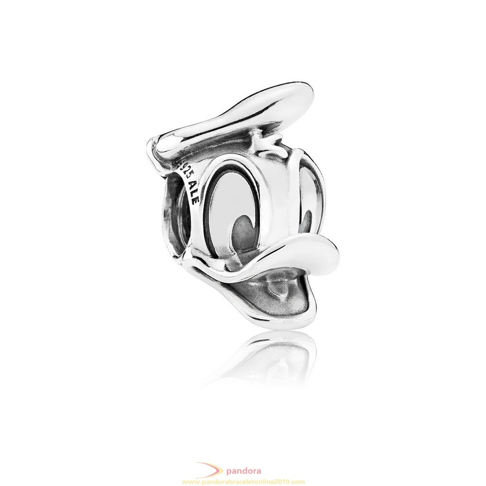 Find Pandora Jewelry Pandora Disney Charms Donald Duck Portrait Charm