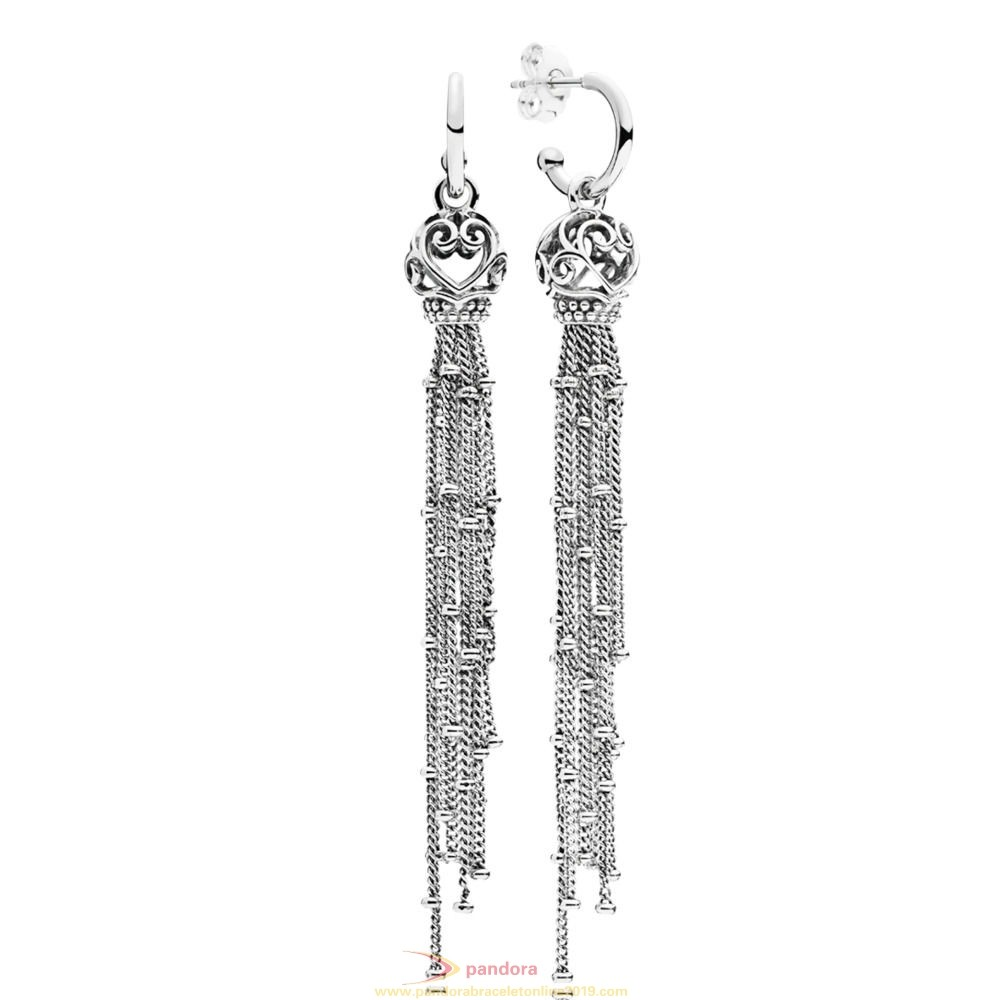 Find Pandora Jewelry Enchanted Tassels Hanging Earring Studs