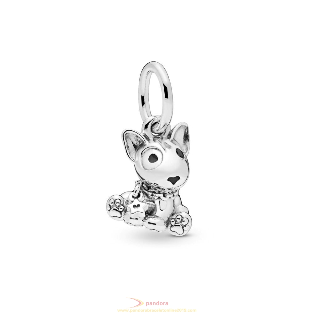 Find Pandora Jewelry Bull Terrier Puppy Dangle Charm