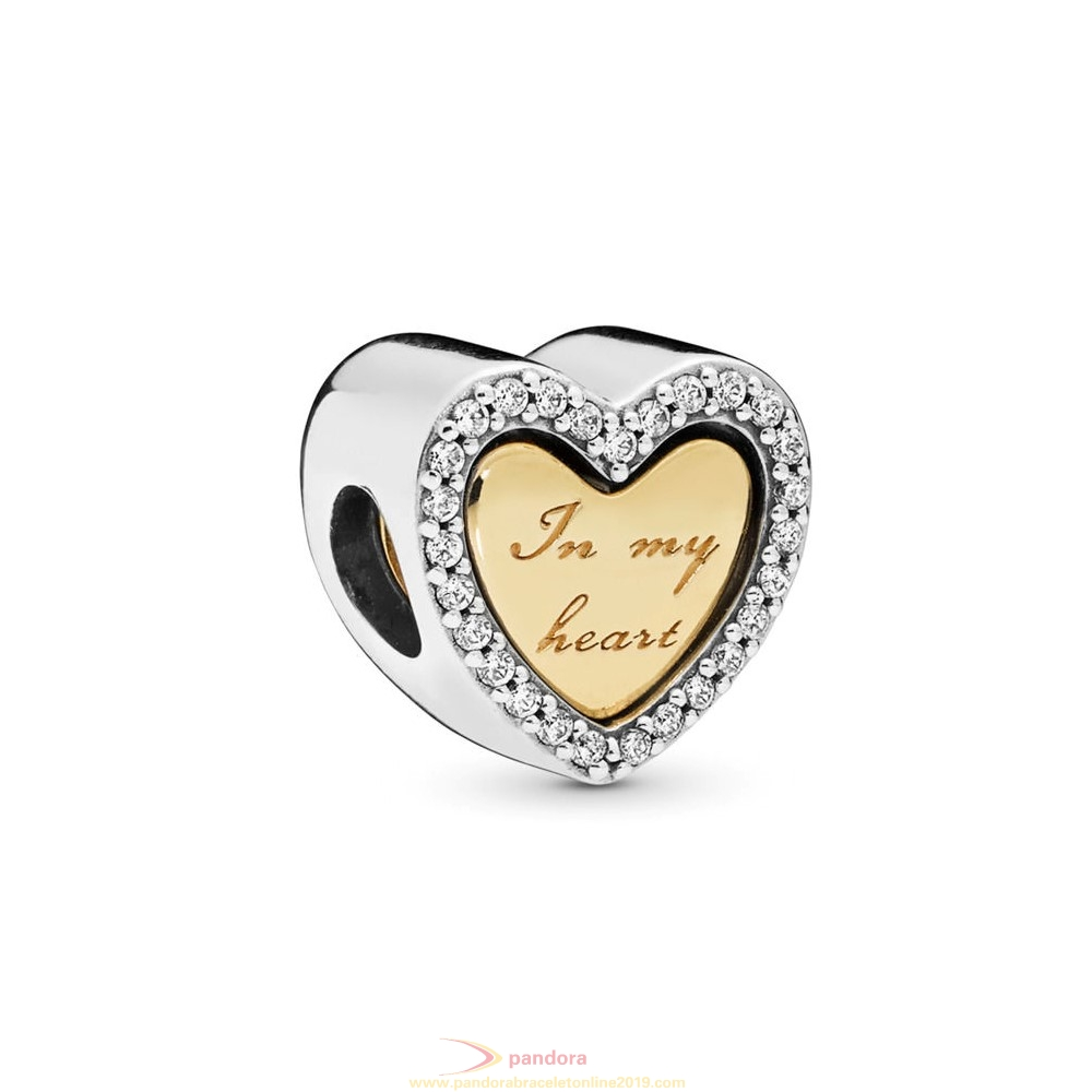 Find Pandora Jewelry In My Heart Charm