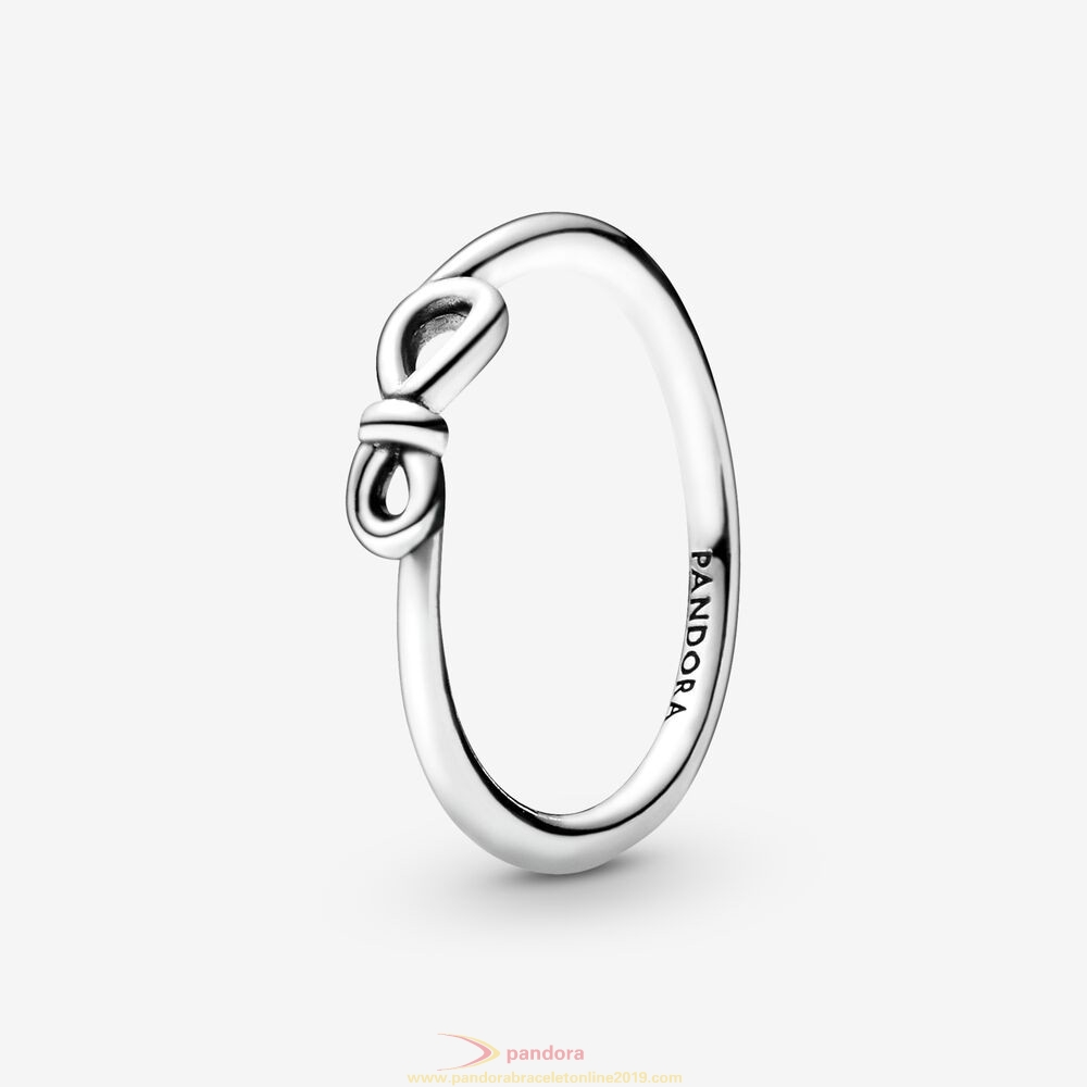 Find Pandora Jewelry Infinity Knot Ring