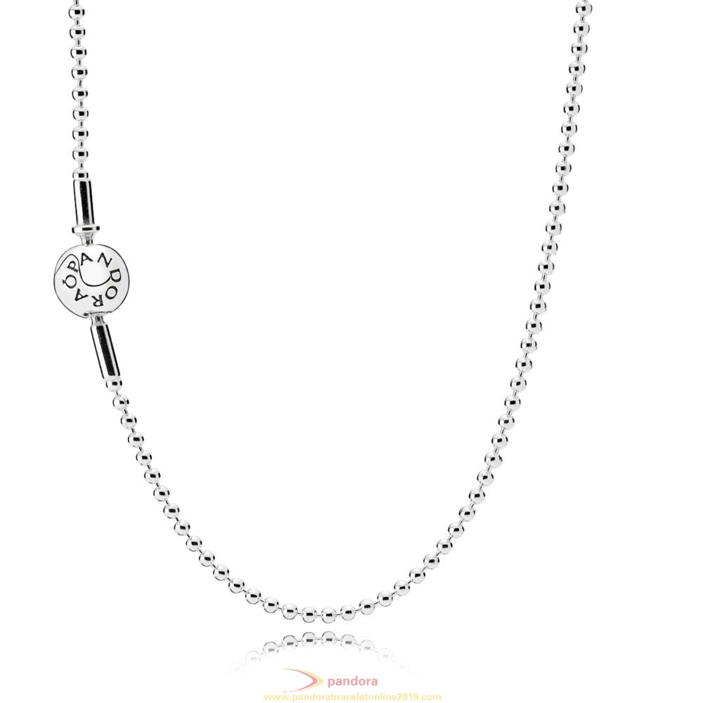 Find Pandora Jewelry Essence Collection Beaded Silver Necklace