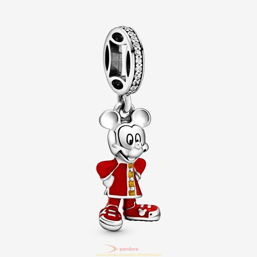 Find Pandora Jewelry Disney Mickey Mouse Dangle Charm