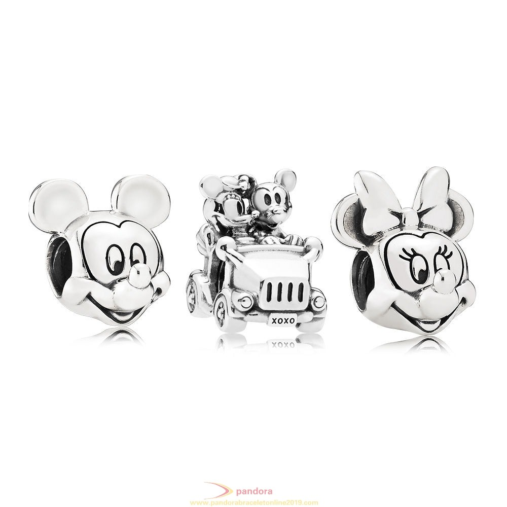 Find Pandora Jewelry Pandora Disney Mickey And Minnie Charm Pack