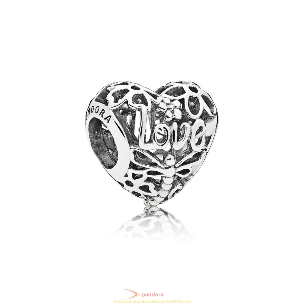 Find Pandora Jewelry Promise Of Spring Charm