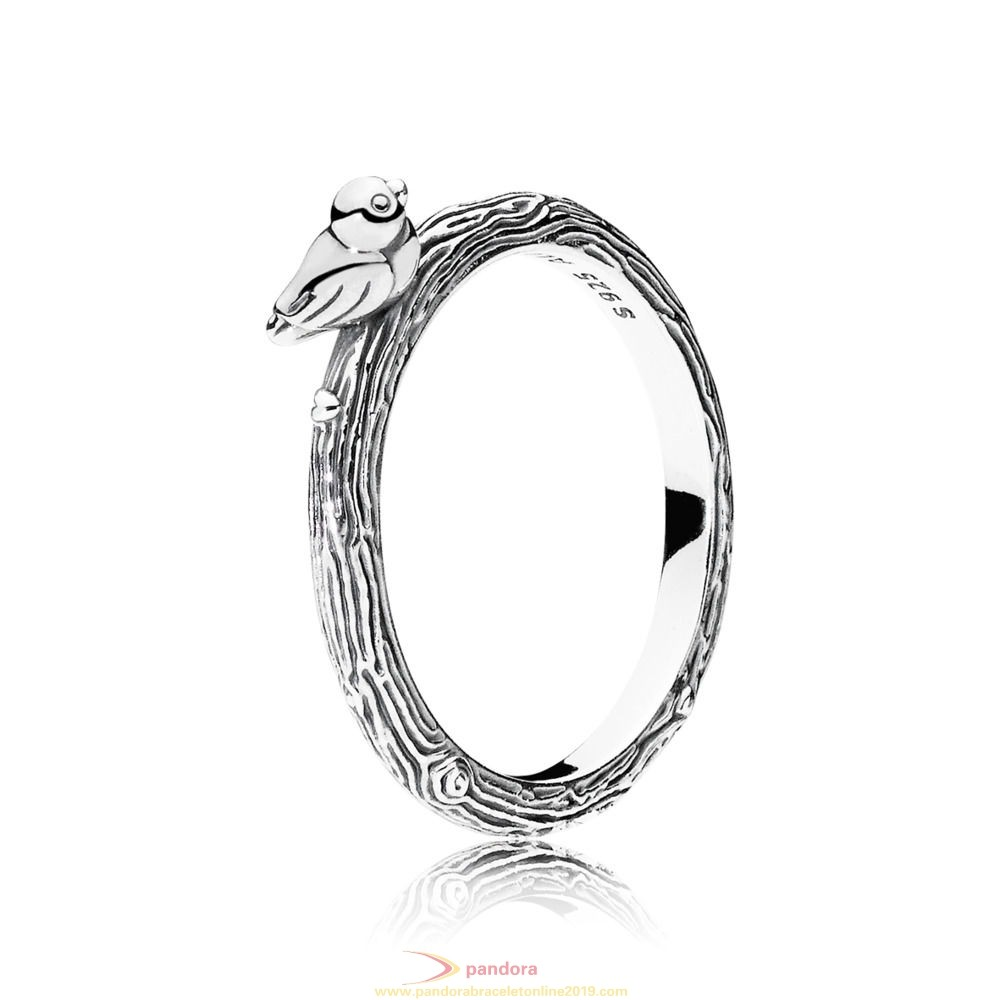 Find Pandora Jewelry Spring Bird Ring