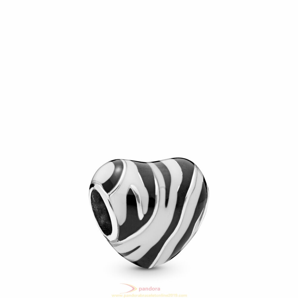 Find Pandora Jewelry Wild Stripes Charm