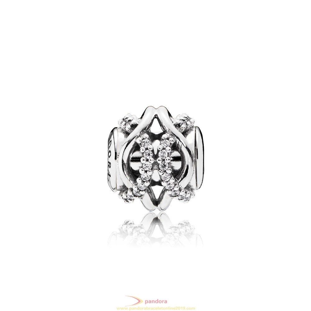 Find Pandora Jewelry Caring Charm Clear Cz