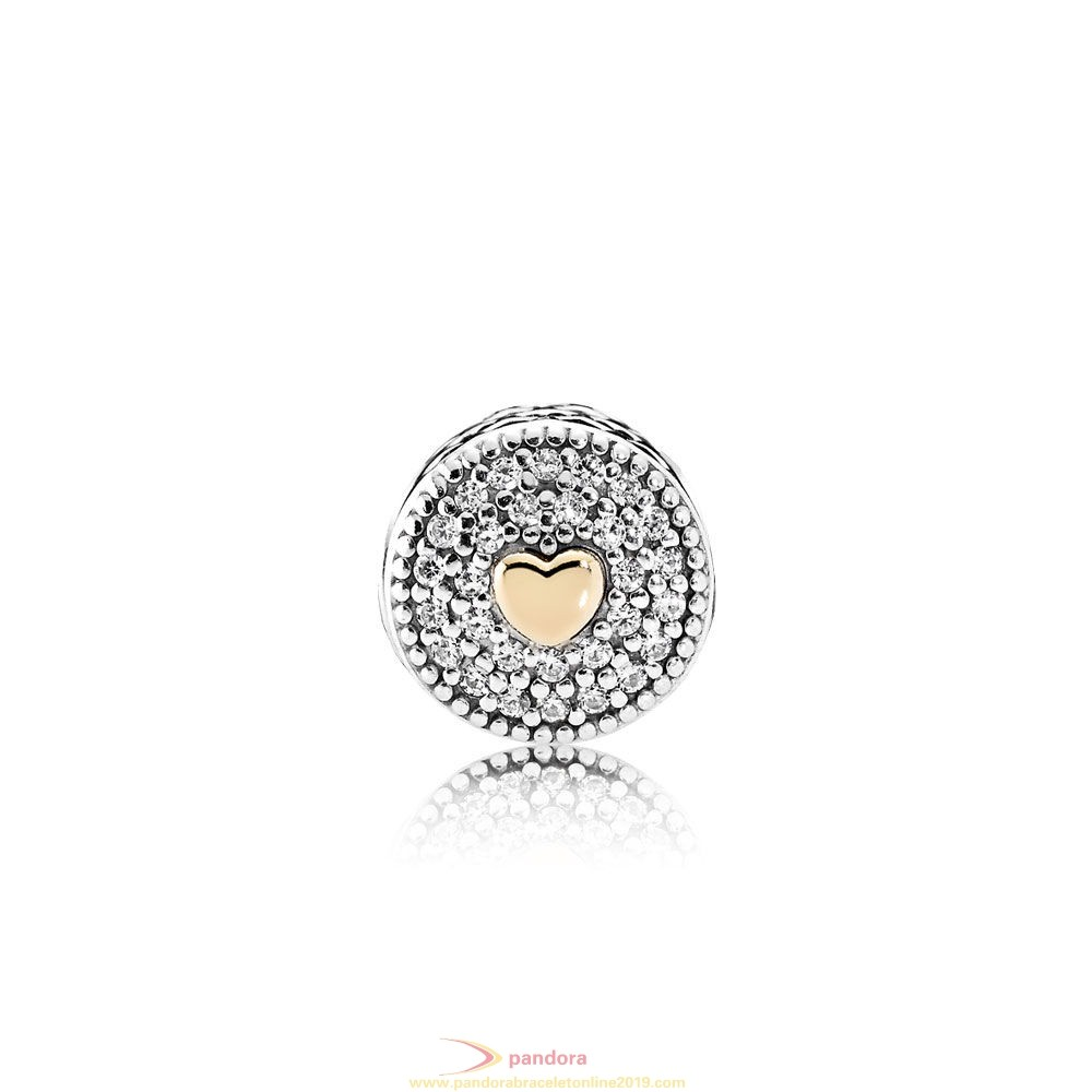 Find Pandora Jewelry Pandora Essence Affection Charm Clear Cz