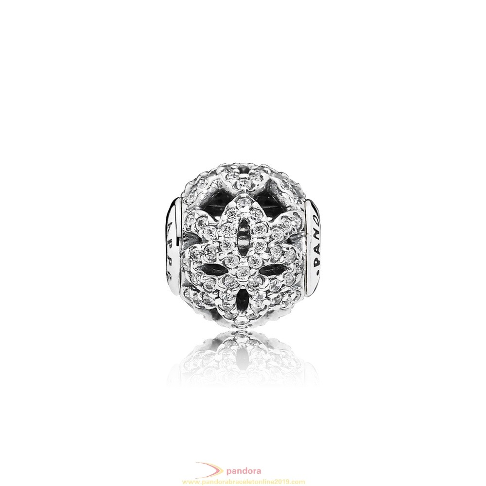 Find Pandora Jewelry Pandora Essence Appreciation Charm Clear Cz
