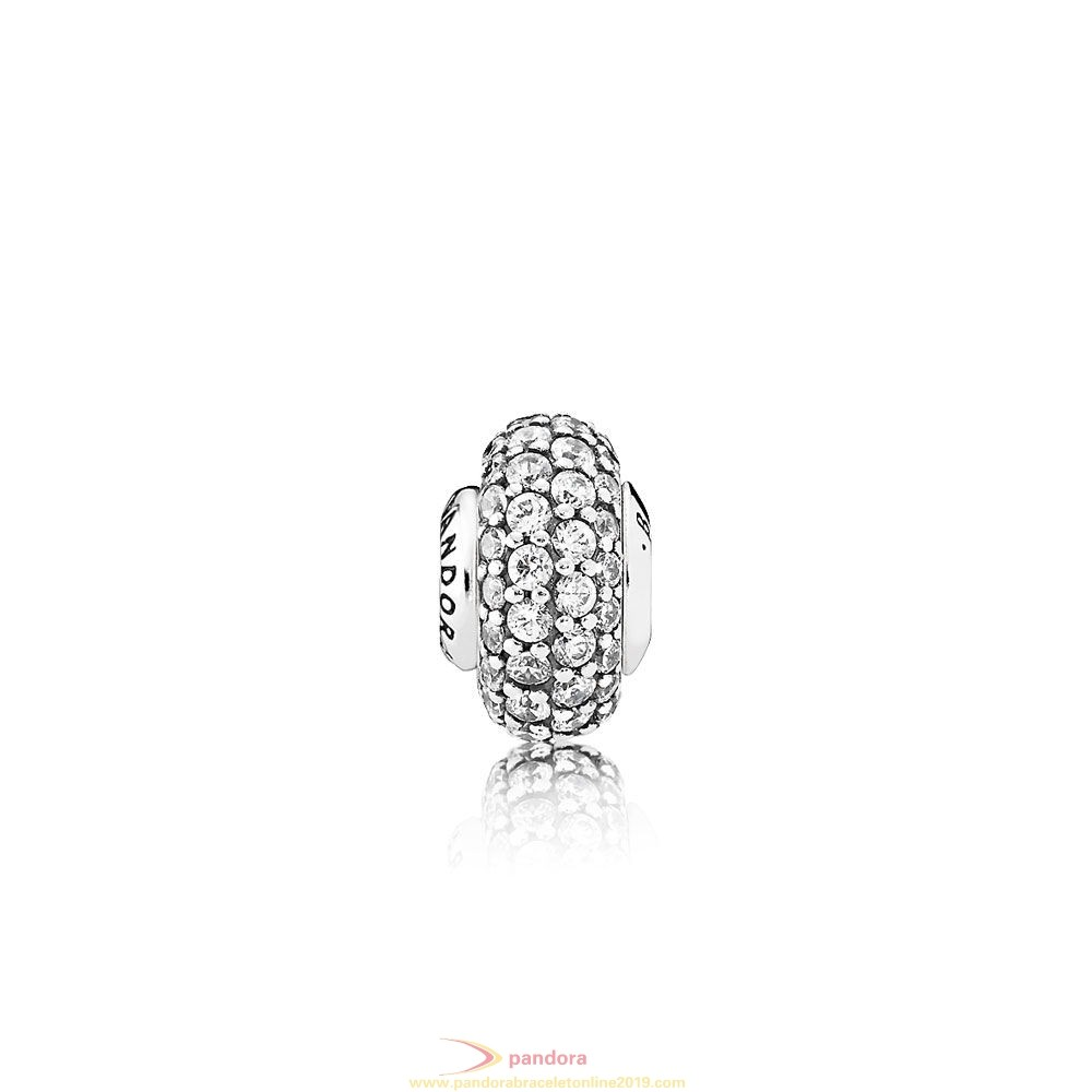 Find Pandora Jewelry Pandora Essence Balance Charm Clear Cz