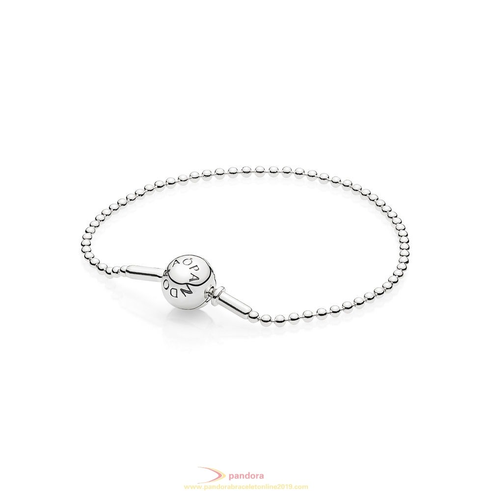 Find Pandora Jewelry Pandora Essence Collection Beaded Bracelet In Sterling Silver