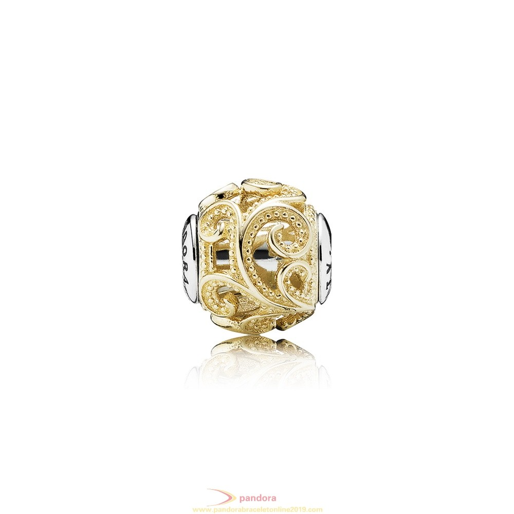 Find Pandora Jewelry Pandora Essence Creativity Charm 14K Gold