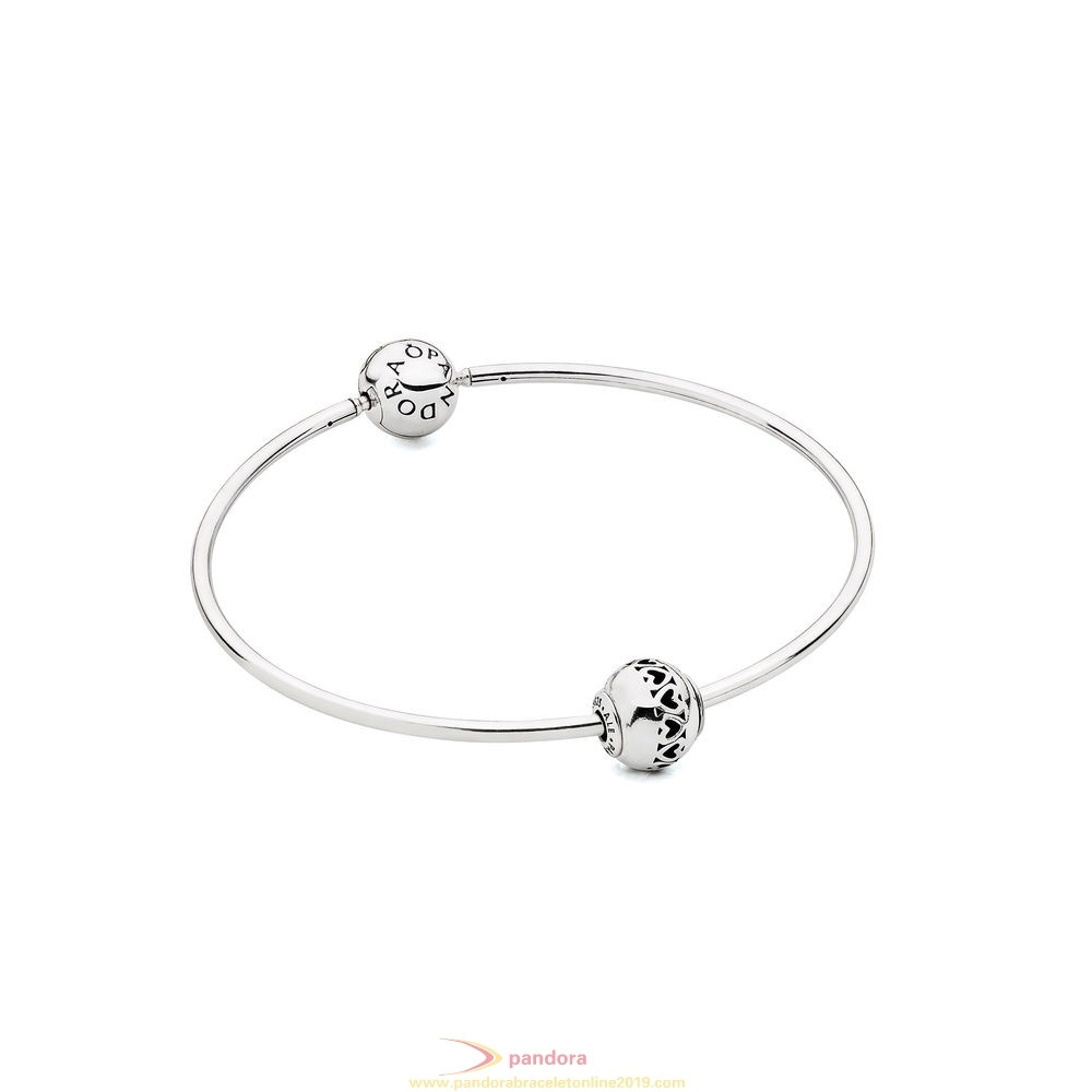 Find Pandora Jewelry Pandora Essence Love Bracelet Gift Set